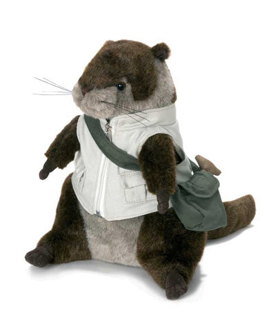 Oscar Otter - a Collectable Character (Dora Designs door stop)