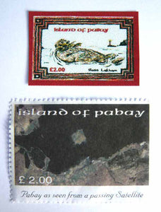 Pabay Stamps
