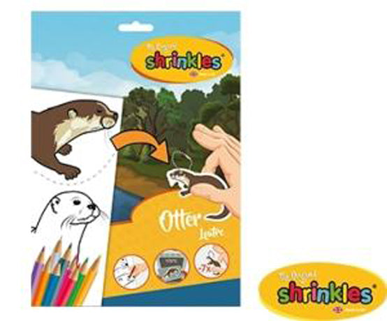 The Original Shrinkles - Otter