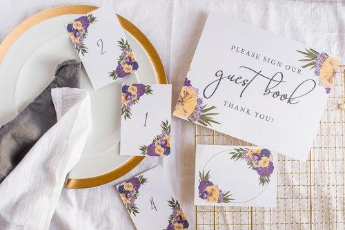 Free Wedding Templates