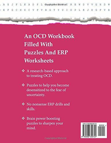 Face It With a Puzzle: Face Your Fear of Uncertainty (An OCD Workbook) (Volume 1)