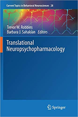 Translational Neuropsychopharmacology (Current Topics in Behavioral Neurosciences)