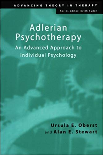 Adlerian psychotherapy (Advancing Theory in Therapy)