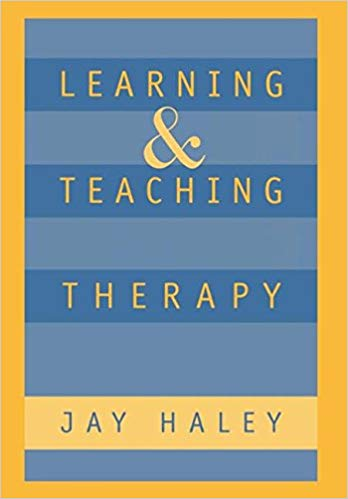 Learning and Teaching Therapy (The Guilford Family Therapy Series)
