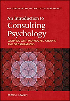 An Introduction to Consulting Psychology: Working with Individuals, Groups, and Organizations (Fundamentals of Consulting Psychology)