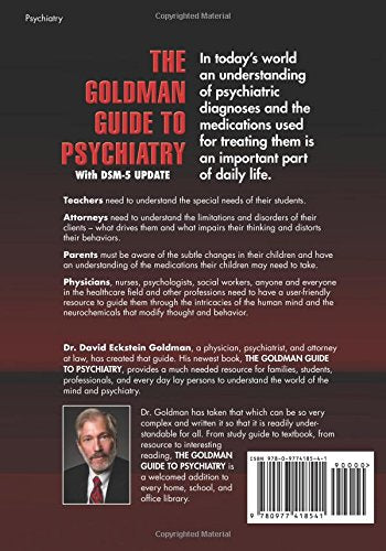 The Goldman Guide To Psychiatry wtih DSM-5 Update