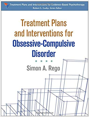 Treatment Plans and Interventions for Obsessive-Compulsive Disorder (Treatment Plans and Interventions for Evidence-Based Psychotherapy)