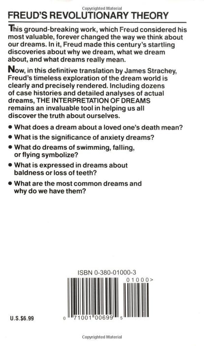Interpretation of Dreams, The
