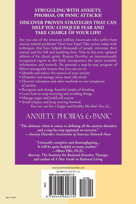 Anxiety, Phobias, and Panic