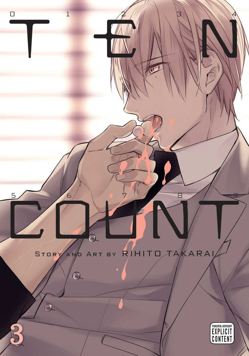 Ten Count, Vol. 3 (3)