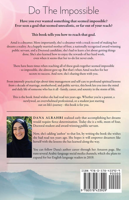 Serenity  For The Storm of Life: Secrets To Success From an Emirati Woman