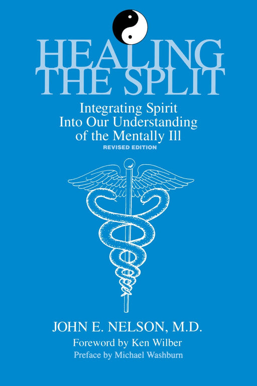 Healing the Split: Integrating Spirit Into Our Understanding of the Mentally Ill (Suny Series, Philosophy of Psychology)