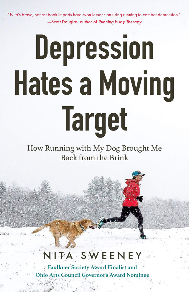 Depression Hates a Moving Target: How Running With My Dog Brought Me Back From the Brink