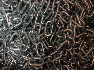 "BULK 1/4"" Chain - Sold Per Ft."