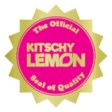 The Official Kitschy Lemon Seal of Quality