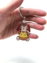 Load image into Gallery viewer, Bear-y Cute Keychain