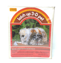 Load image into Gallery viewer, Shaggy Puppy, Latch Up 3-D Pet Kit (with Googly Eyes!)