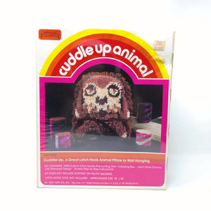 "Vintage Yarn Kits, Inc. ""Puppy"" Latch 3-D Pet Kit"
