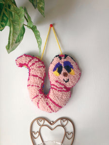 Chill Worm Wall Hanging
