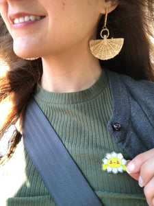 ✨Featured!✨ Happy Daisy Pin