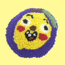 Load image into Gallery viewer, Wacky Lemon Forever Mug Rug