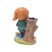 Load image into Gallery viewer, Humble Forest Gnome Planter