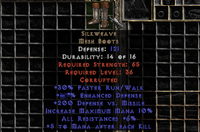 5-10% Res Silkweave (Softcore) - d2dm