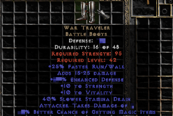 War Traveler MF 45-50% (Softcore) - d2dm