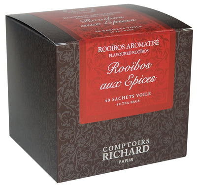 Rooïbos aux Épices (Spicy Rooibos)