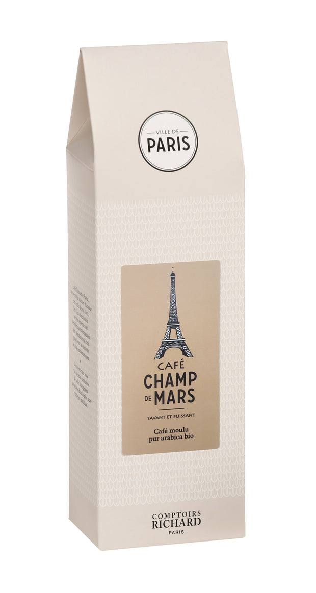 Café Champ de Mars Pre-Ground Box