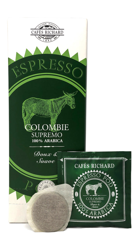 Colombie Supremo Pods