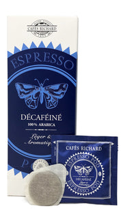 Decaffeinated Pods
