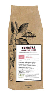 Sumatra Whole Bean