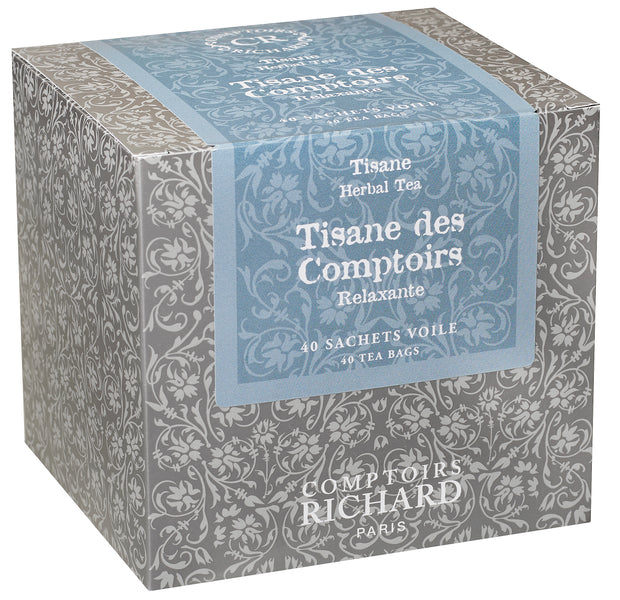 Tisane des Comptoirs (Relaxing)