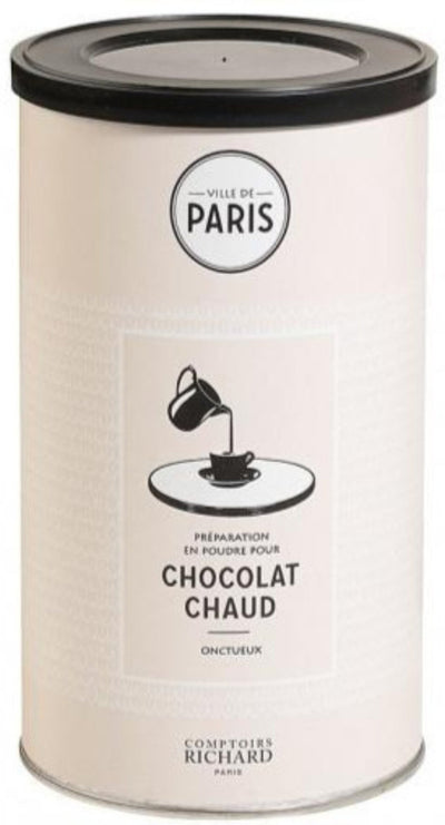 Ville de Paris: Organic Hot Chocolate