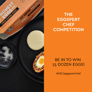 #HECEggspertchef Competition Rules & Terms