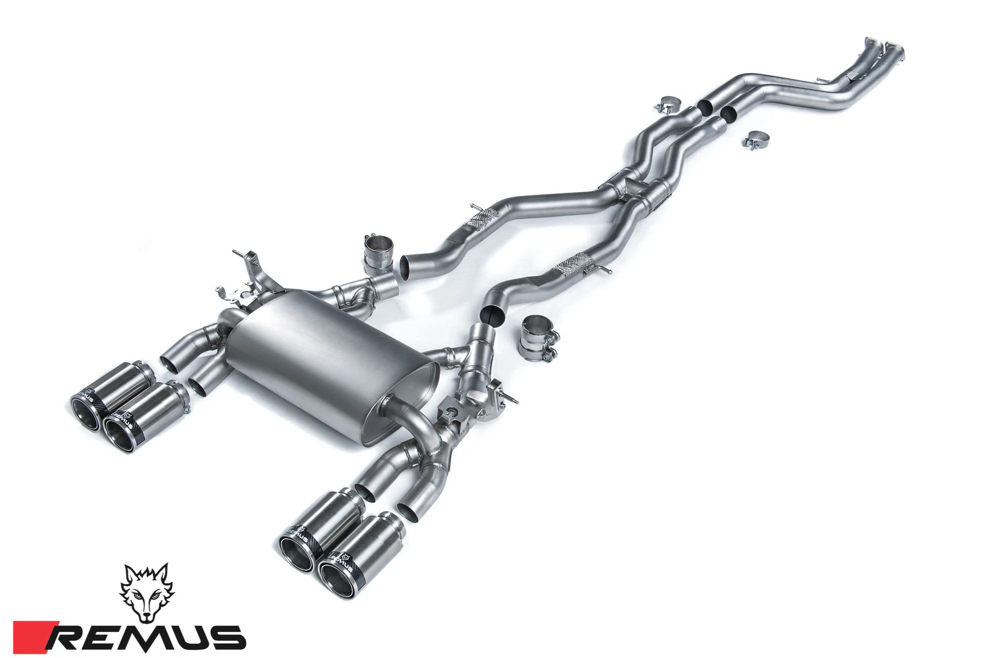 REMUS Catback System - Pure Power and Perfect Sound - Remus Exhaust UK