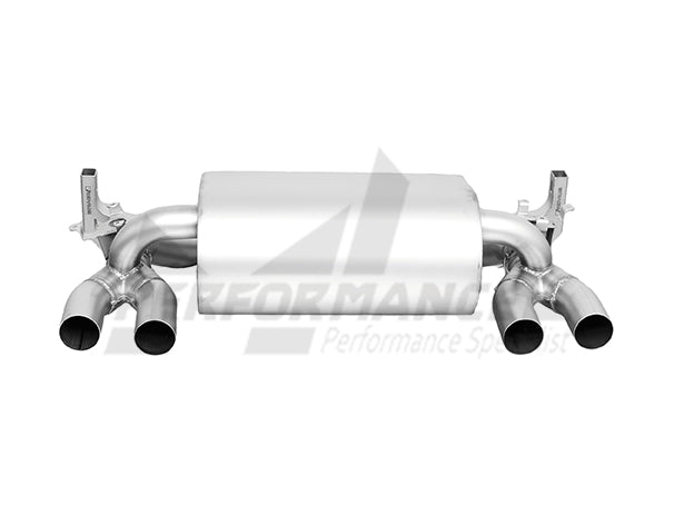 Remus BMW F82 & F83 LCI M4 Competition Rear Exhaust Silencer with GPF