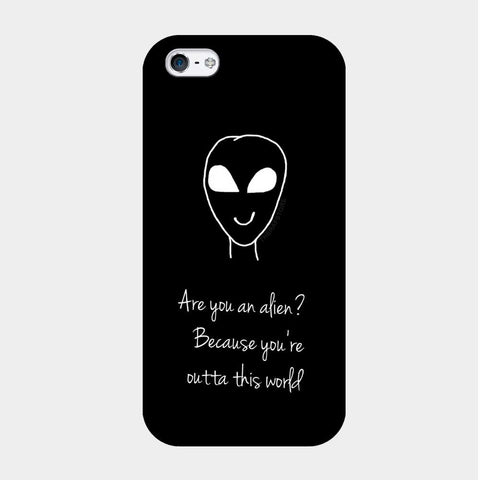 Outta This World iPhone Case