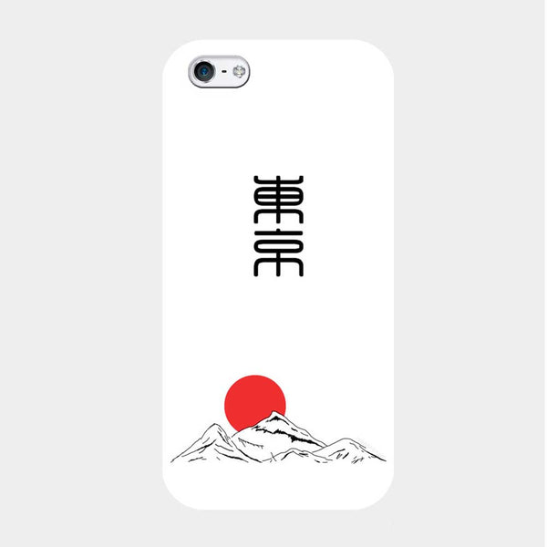 東京 iPhone Case