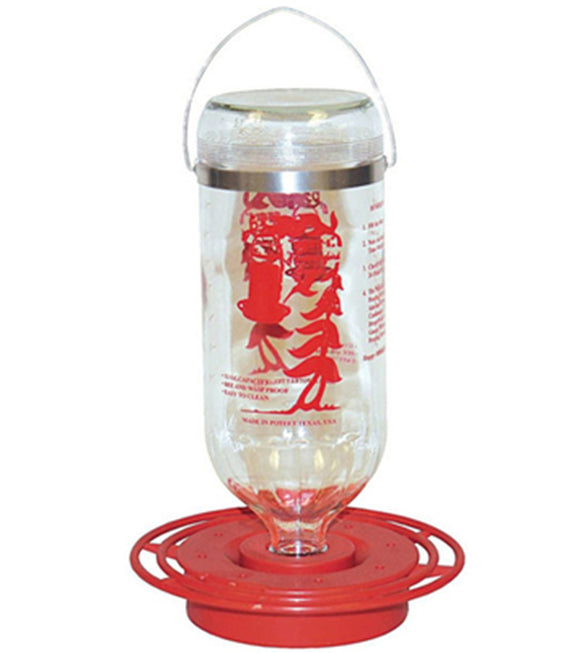 Best-1 Hummingbird Feeder 32 oz - Hummingbird Market of Tucson, Arizona. Feeders and Nectar