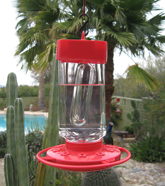 First Nature Hummingbird Feeder 32 oz - Hummingbird Market of Tucson, Arizona. Feeders and Nectar