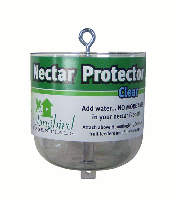 Nectar Protector - Clear - Hummingbird Market of Tucson, Arizona. Feeders and Nectar
