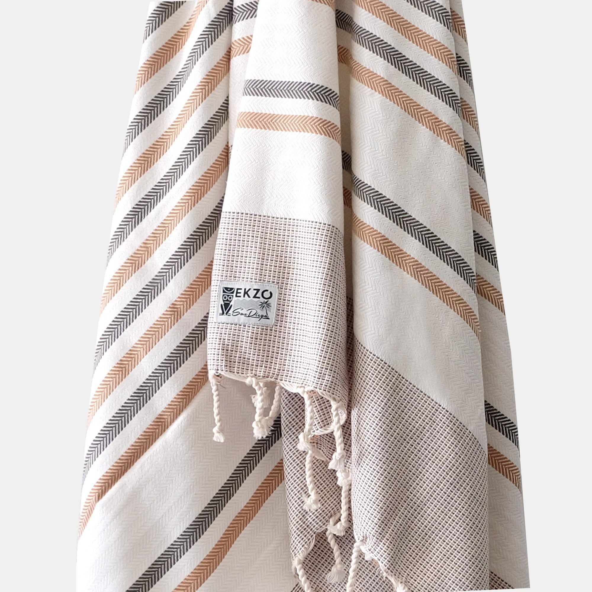 Nomad Beach & Travel Towel (Cafe) EKZO