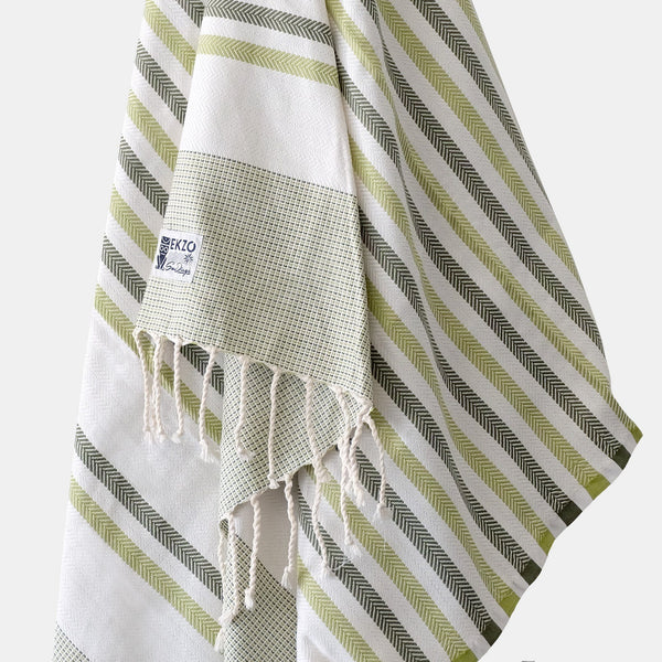 Nomad Beach & Travel Towel (Green) EKZO