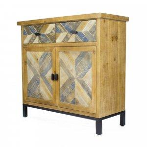 Monet Parquet 2-Door Sideboard homeroots.co