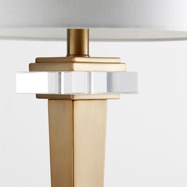 Write Me Statuette Table Lamp Designed for Cyan Design by J Kent Martin Cyan