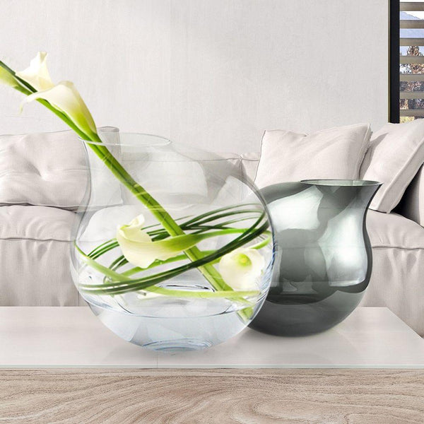 European Monaco Glass Vase Galore Home
