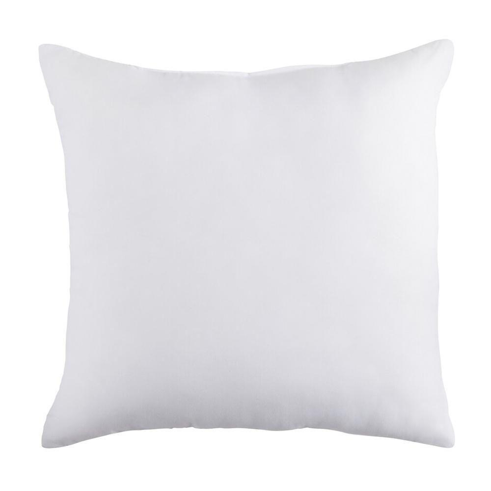 "Ecofriendly Cotton Throw Pillow Insert Mike&Co. New York 18""x18"""