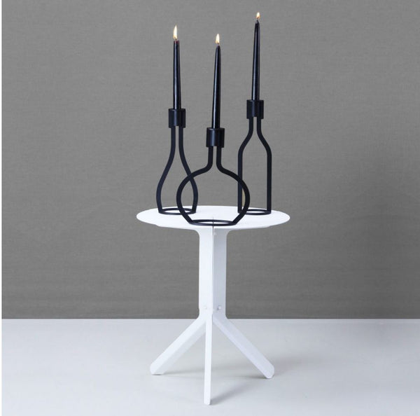 CANDLE STICK - THE BOTTLE Puik Design